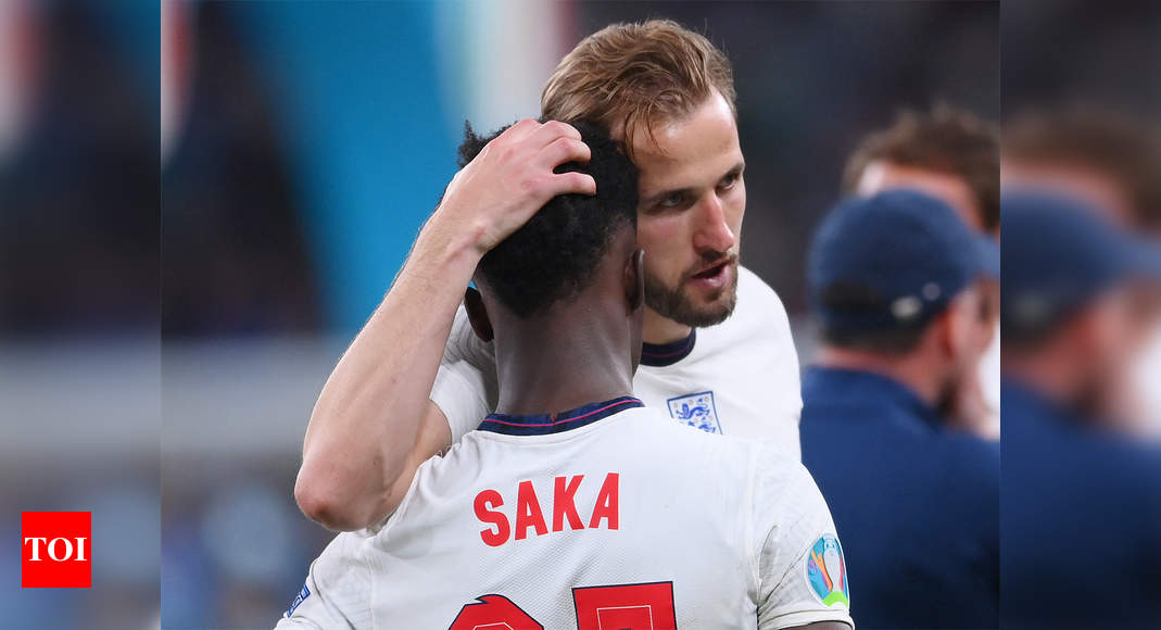 'Worst feeling in the world', says Harry Kane after England's defeat in Euro final | Football News – Times of India
