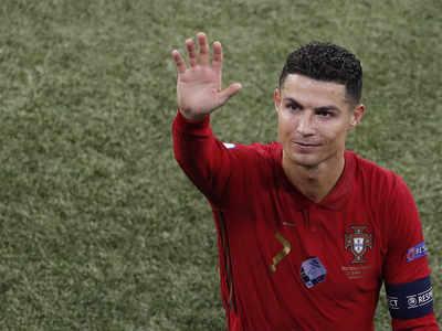 Portugal's Cristiano Ronaldo wins Euro 2020 Golden Boot   Football News -  Times of India