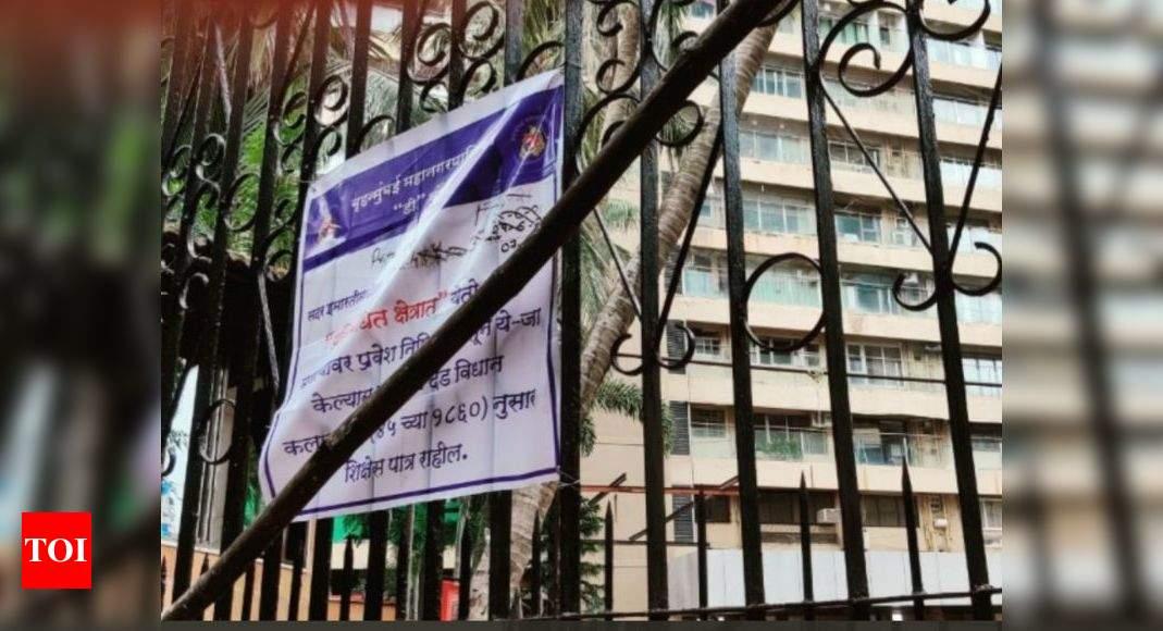 Photo of Mumbai: Actor Suniel Shetty's building sealed after residents tests positive for coronavirus | Mumbai News