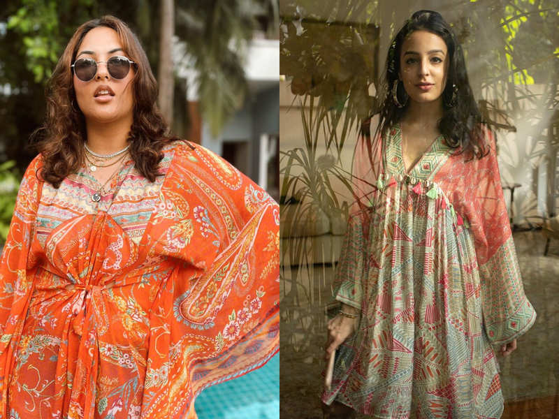 How To Dress Up Your Kaftan For Various Occasions? - Photo from timesofindia.indiatimes