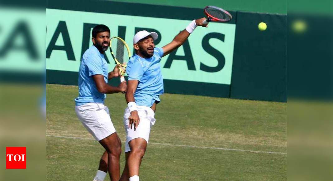 Indian tennis players question lack of information on Olympic cut-off list   Tennis News – Times of India