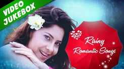 Check Out Popular Marathi Official Rain Love Video Songs Jukebox