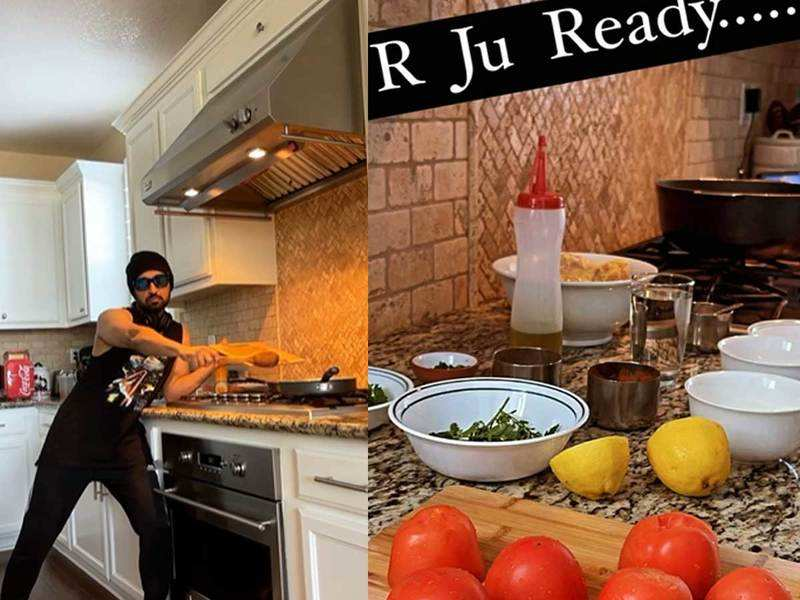 Video: Diljit Dosanjh is back with his cooking diaries
