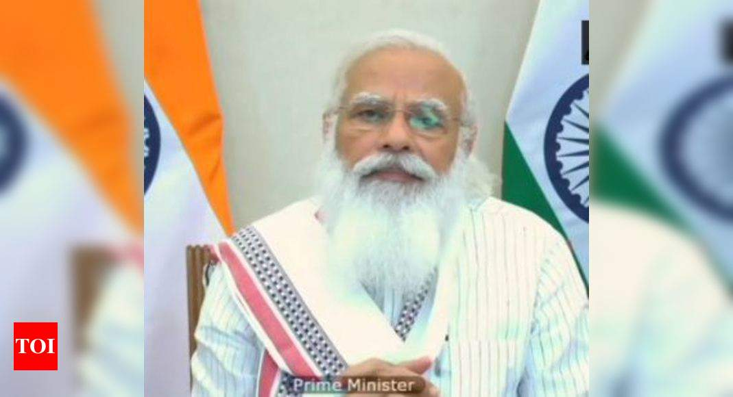 PM Modi holds meeting with chief ministers of northeastern states: Key points | India News – Times of India