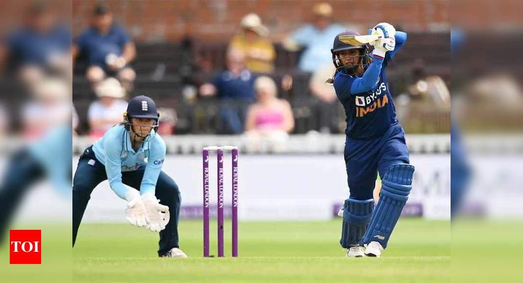 Mithali Raj loses top spot to Stafanie Taylor in ICC ODI rankings | Cricket News – Times of India