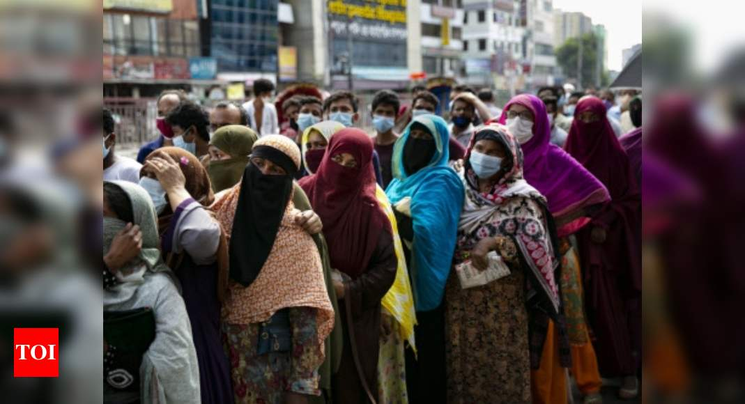 Bangladesh to lift lockdown for festival despite record infections – Times of India