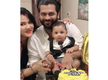Seema Singh celebrates son Shivaay's four months birthday; see pics