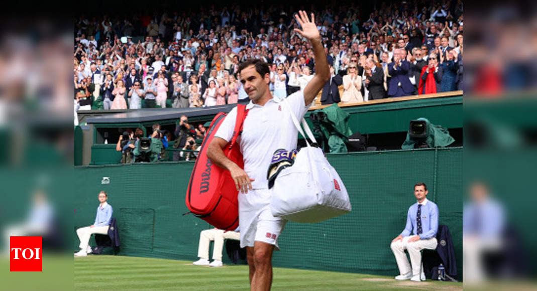 Federer withdraws from Tokyo Games with knee injury | Tokyo Olympics News – Times of India