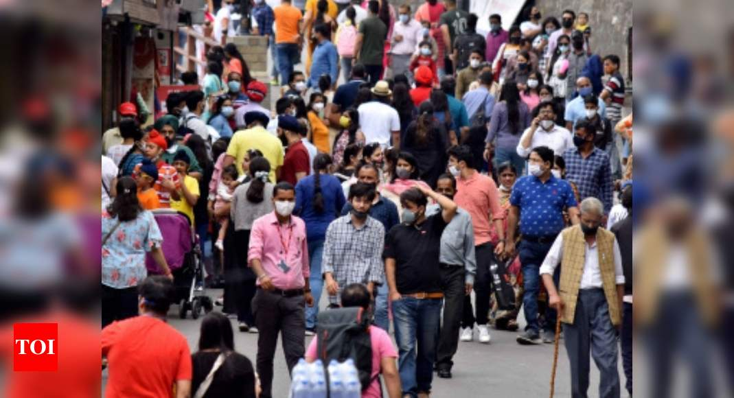 Despite declining trajectory, 5 states' share of cases increasing: Govt | India News – Times of India