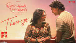 Watch Latest Tamil Official Music Video Song 'Thooriga' Sung by Karthik