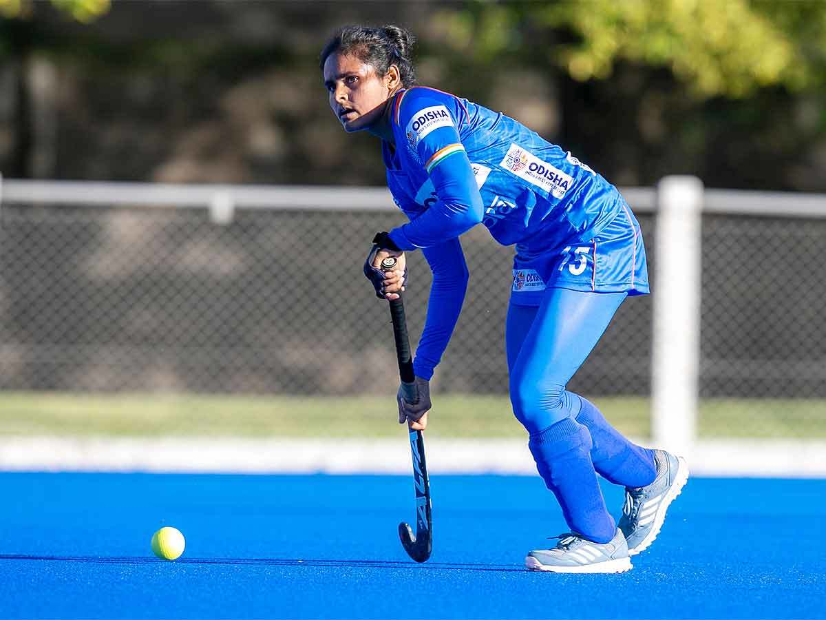 Nisha Warsi Hockey players of India KreedOn