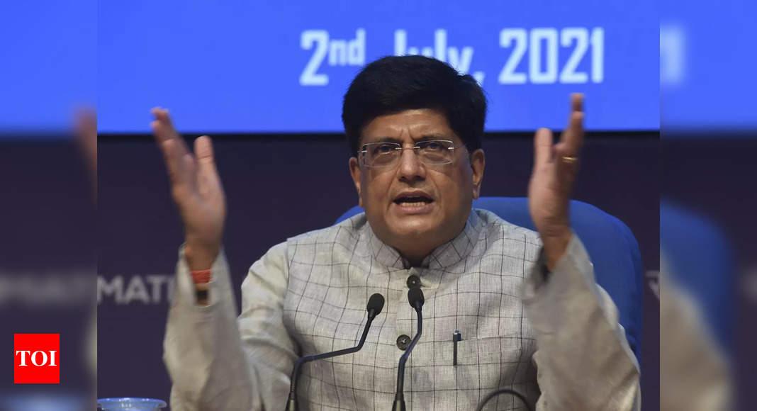 Photo of Union minister Piyush Goyal to be Leader of House in Rajya Sabha | India News