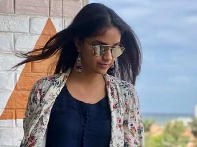 Keerthy Suresh's home is quirky & colourful