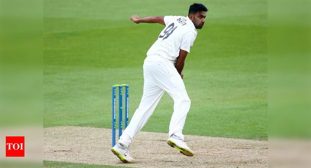 Perfect preparation for England Tests as Ashwin picks five-for against Somerset   Cricket News – Times of India