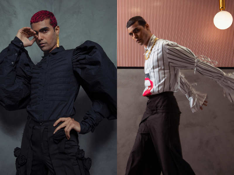 #Fashionfocus: Different sleeve styles for men to break the monotony