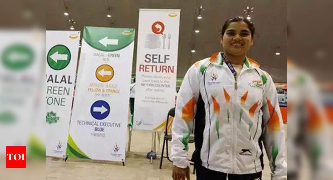 Powerlifters Jaideep, Khatun qualify for Tokyo Paralympics   More sports News – Times of India