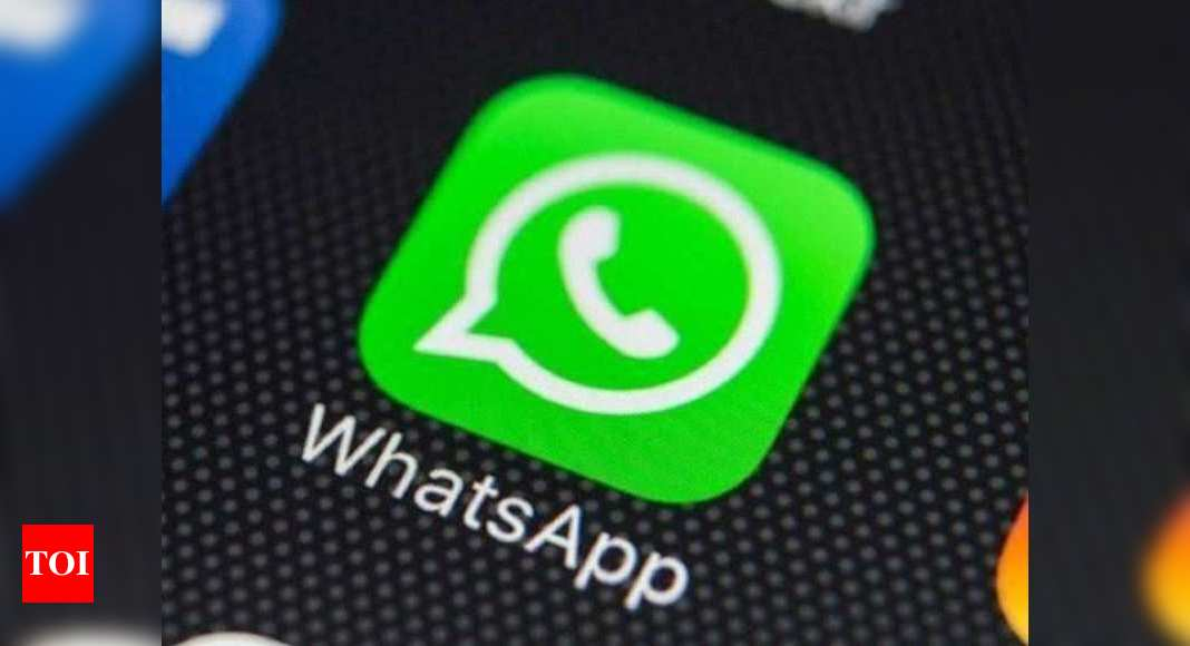 WhatsApp messages have no evidential value: Supreme Court   India News – Times of India