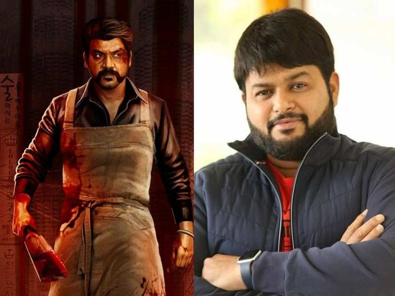 'Adhigaaram': Thaman to handle the music department for Raghava Lawrence's starrer