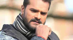 Khesari Lal Yadav's Bhojpuri song 'Babu Aao Na' gets fabulous response