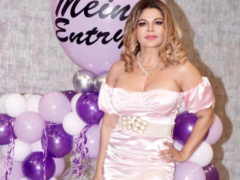 Rakhi Sawant on why she is not attending all the wedding functions of Rahul Vaidya and Disha Parmar: Itne kahan se costume, hair, make-up layenge