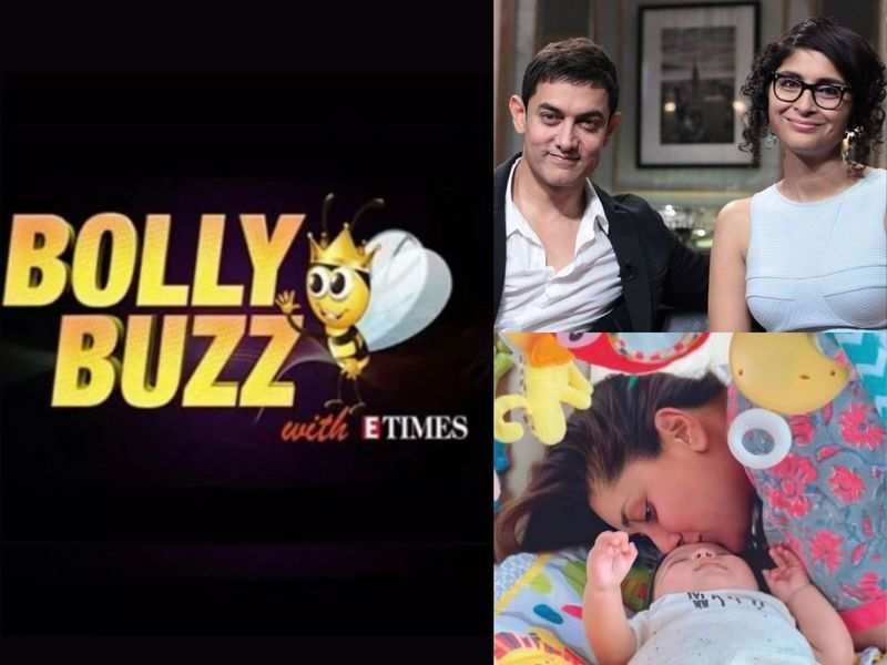 Bolly Buzz: Kareena Kapoor's son Jeh WINS the internet; Taapsee Pannu LAUNCHES new production house