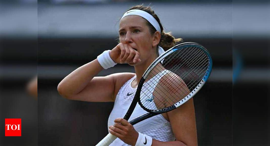 Azarenka joins list of Olympic Games tennis exits | Tokyo Olympics News – Times of India
