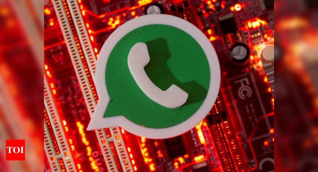 WhatsApp bans 20 lakh Indian users   India News – Times of India