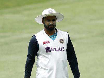 Rishabh Pant tests positive for Covid-19