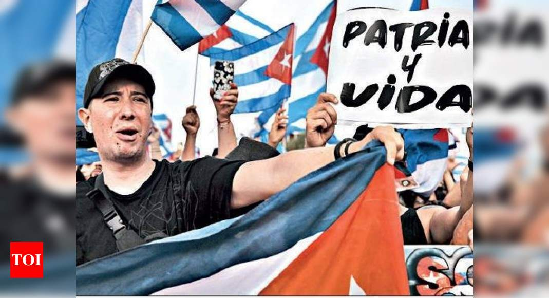 Why Cuba seems to be on brink of another revolution thumbnail