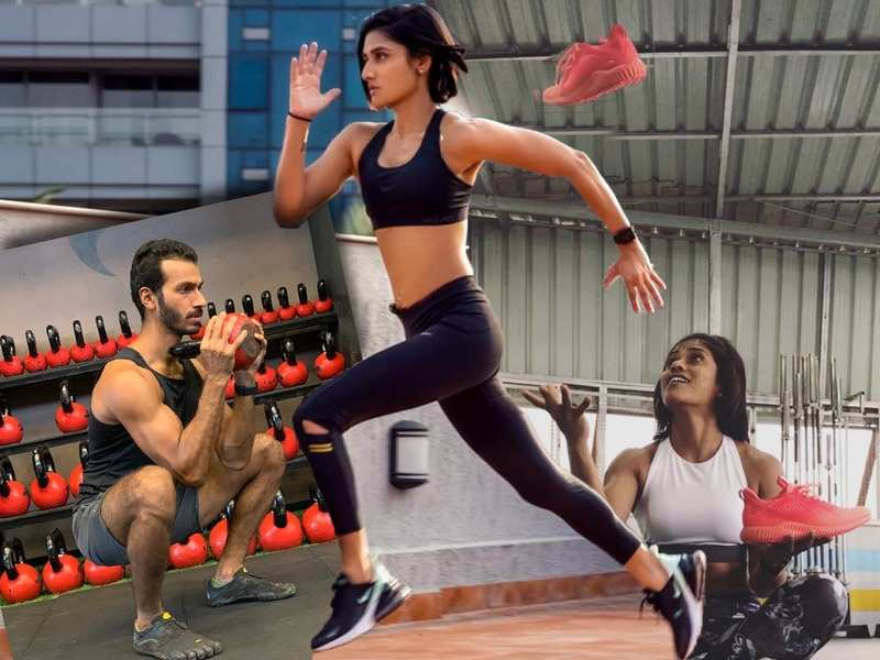 Are your sport shoes right for your workout? - Times of India