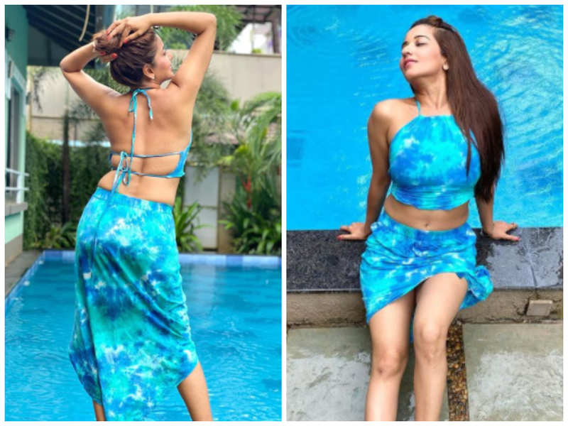 Monalisa gives weekend vibes with pictures from her Goa vacay