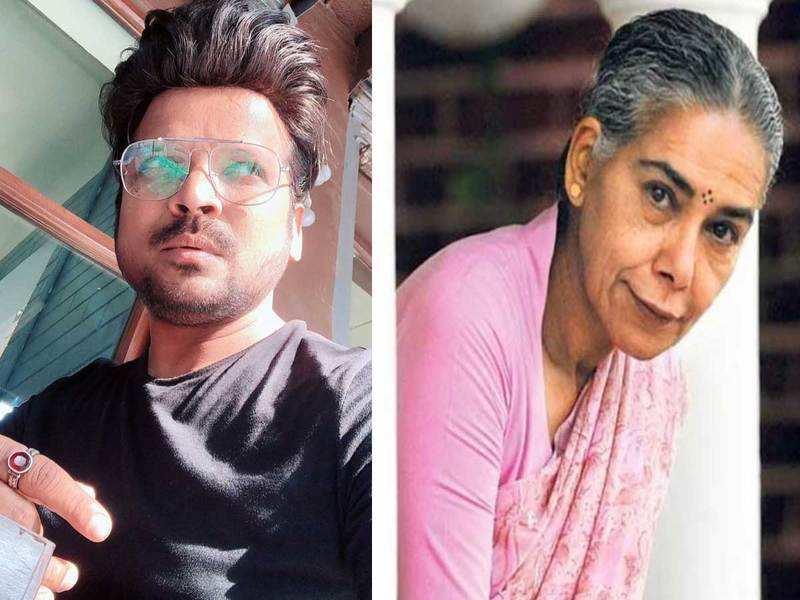 Shahid Mallya: Watching Surekha ji on television used to remind me of my grandmother