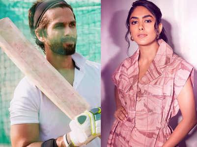 Mrunal: Shahid motivated me as an actor