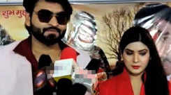Ravi Yadav and Shruti Rao starrer 'Aag Aur Suhag' goes on floor