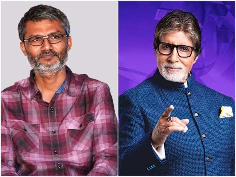 Nitesh Tiwari and Amitabh Bachchan