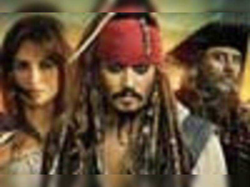 Movie Review: 'Pirates of the Caribbean: On Stranger Tides