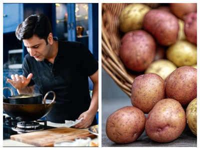 Chef Kunal Kapur shares how to make potatoes last longer