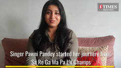 Pawni Pandey: Lucky to have not faced any lowest of the low phase in my journey so far