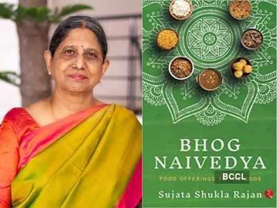 'Bhog Naivedya' by Sujata Shukla Rajan