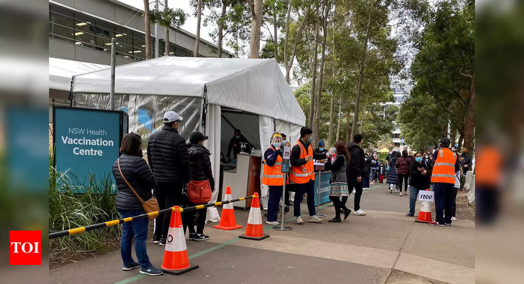 Sydney tightens lockdown as Covid-19 cases rise in Australia