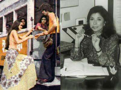 Designer Ritu Kumar shares her early days in fashion