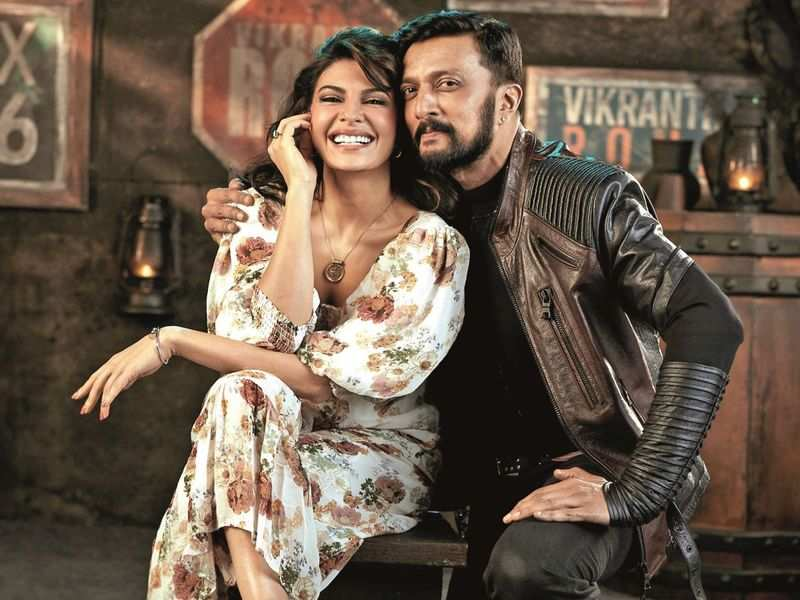 Jacqueline completes shoot for Sudeep-starrer Kannada film