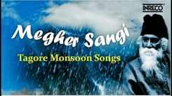 Tagore Monsoon Bengali Songs | Audio Jukebox | Various Artist | Megher Sangi