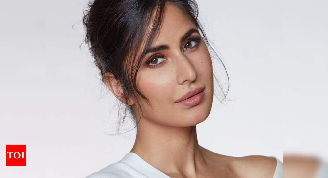 Did Salman Khan's stylist just reveal Katrina Kaif-Vicky Kaushal's wedding plans? – Times of India