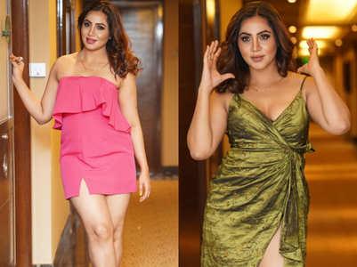 BB14 fame Arshi Khan gets a glam makeover