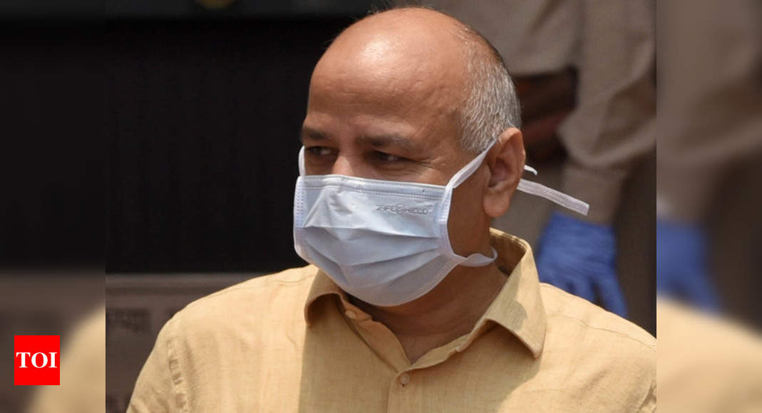 Photo of Manish Sisodia objects to LG meeting Delhi officials on 'state govt subjects' | Delhi News