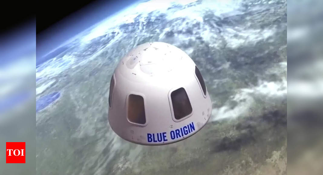 Who's who on Blue Origin's first manned flight