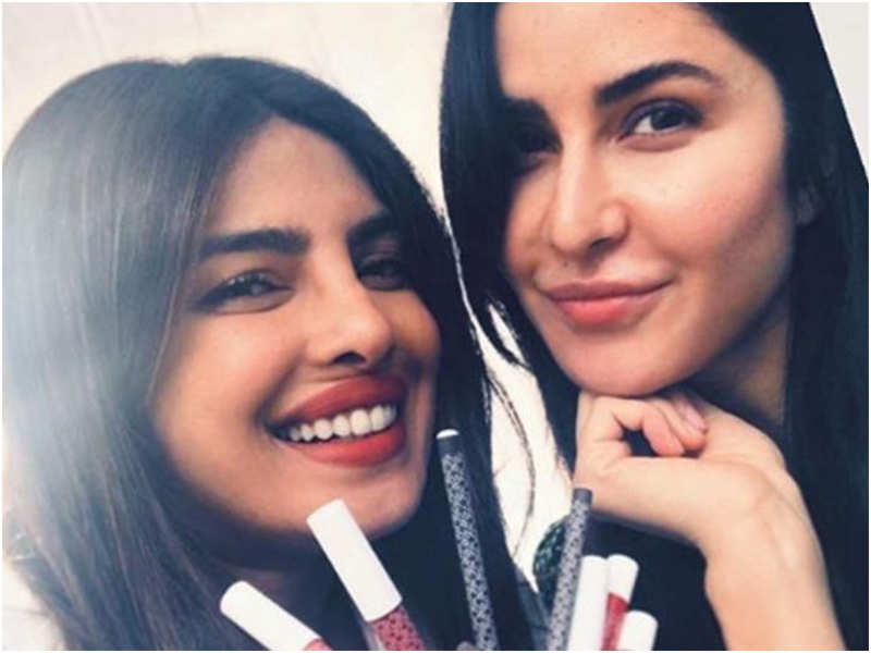 Katrina Kaif has the sweetest wish for Priyanka Chopra as she celebrates her birthday
