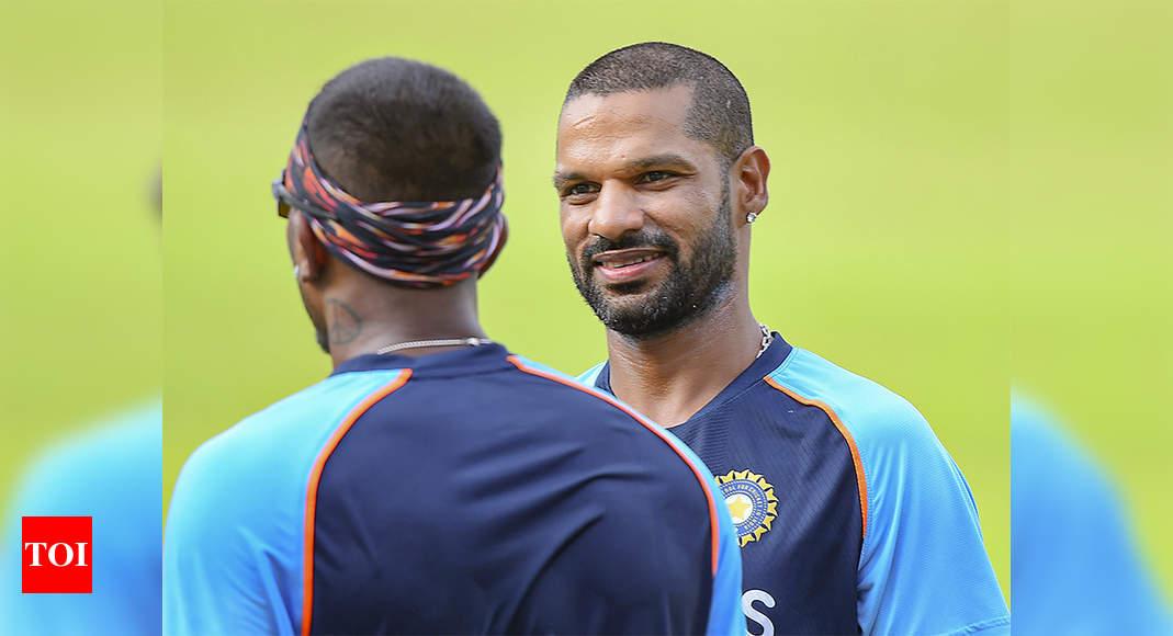 There's a formidable look to Shikhar Dhawan-led India in Sri Lanka: VVS Laxman | Cricket News – Times of India