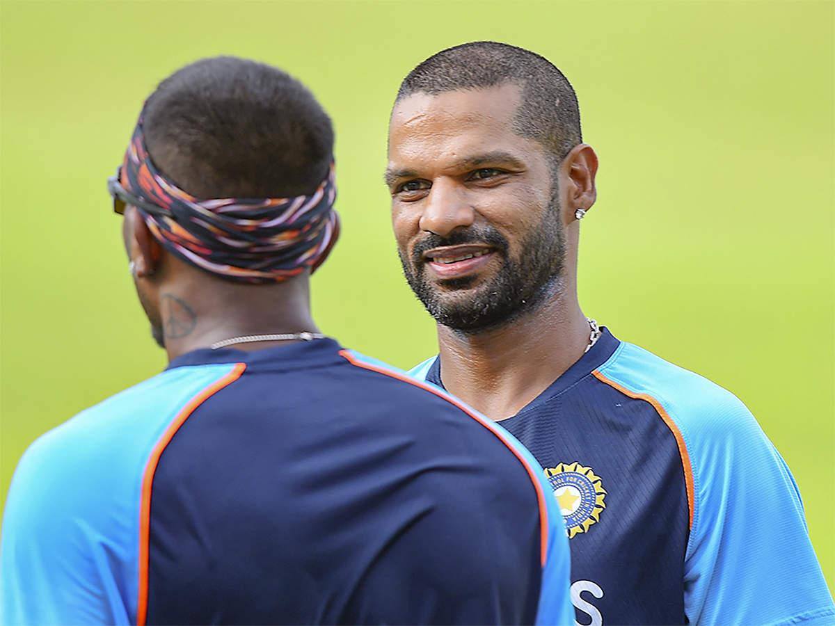 There's a formidable look to Shikhar Dhawan-led India in Sri Lanka: VVS  Laxman | Cricket News - Times of India